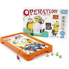 Operation - Despicable Me
