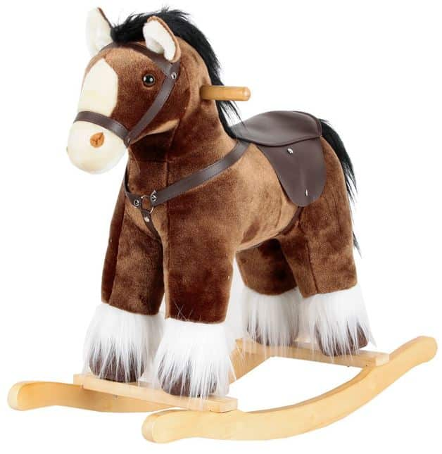 Clydesdale Rocking Horse