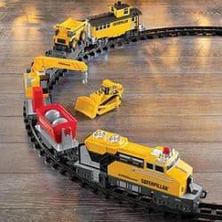 CAT Construction Express Train photo