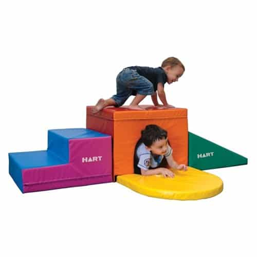 HART Soft Baby Gym photo