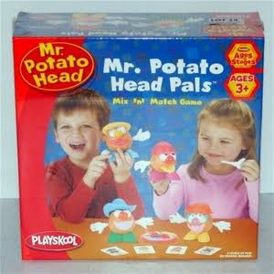 Mr Potato Head Pals